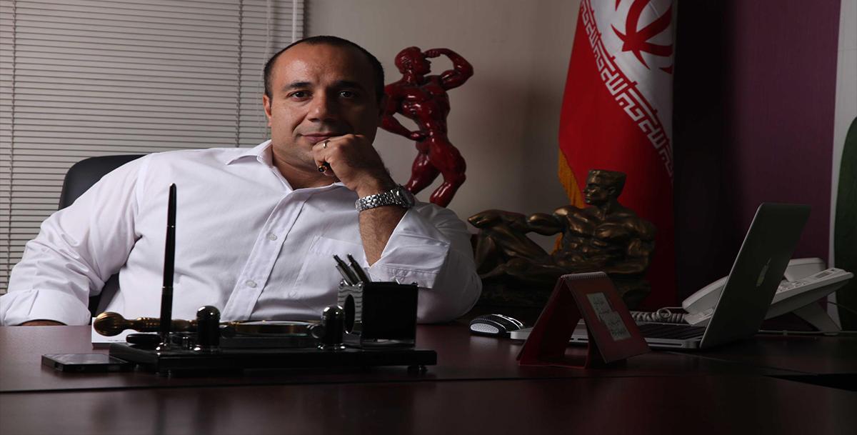 محسن یزدانی قهرمان ایران و جهان